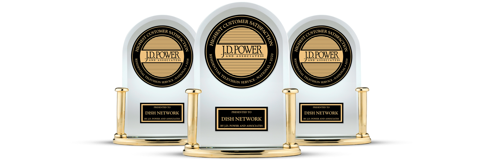 DISH Customer Satisfaction - Ranked #1 by JD Power - ARC Satellite in Livingston, Montana - DISH Authorized Retailer
